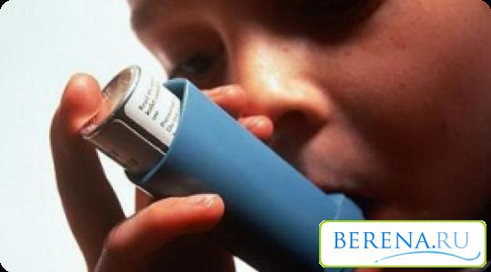 симптомы бронхиальной астмы при аллергии