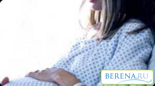Замершая беременность на 10 неделе признаки