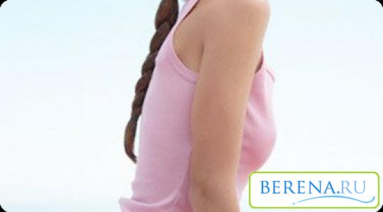 Похудение спины и живота