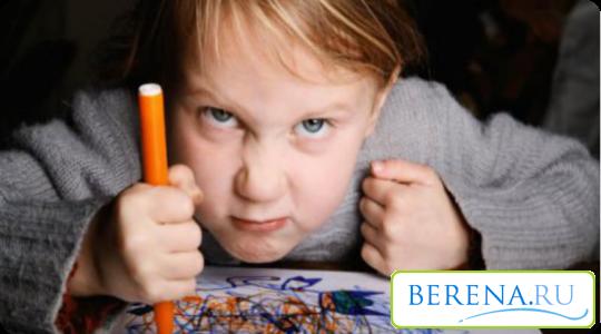Когда ребенок уже становиться взрослым, у него появляются неврозы, он становится неуправляемым.