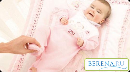 Для малыша главным является удобство одежды и качество материалов, а не красота и яркость, как считают многие родители