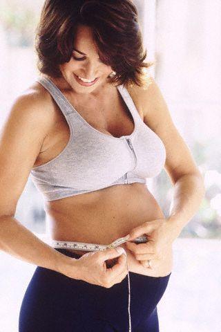 Набор веса при беременности должен происходить согласно ... Следить за