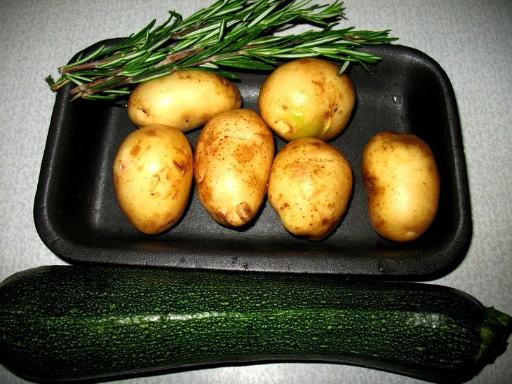 картошка капуста кабачок