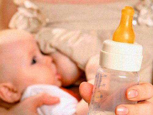 Что делать если нет грудного молока после родов чем кормить