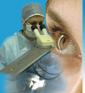 Режим для восстановления зрения