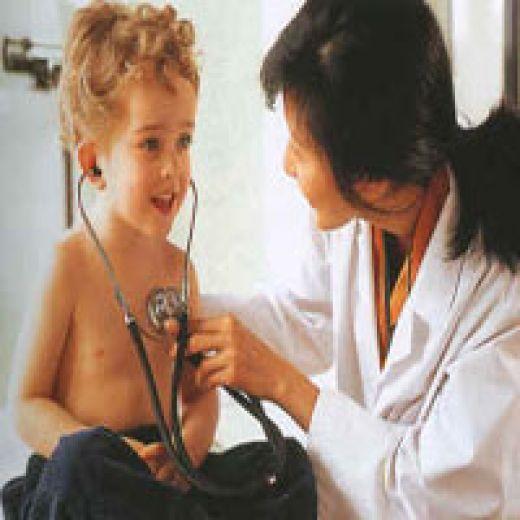 Какие ингаляции для детей при кашле и насморке