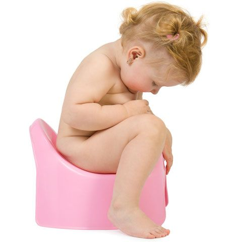 Почему у ребенка зеленый стул?