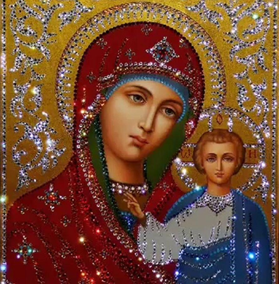 молитва перед иконой пресвятой богородицы: